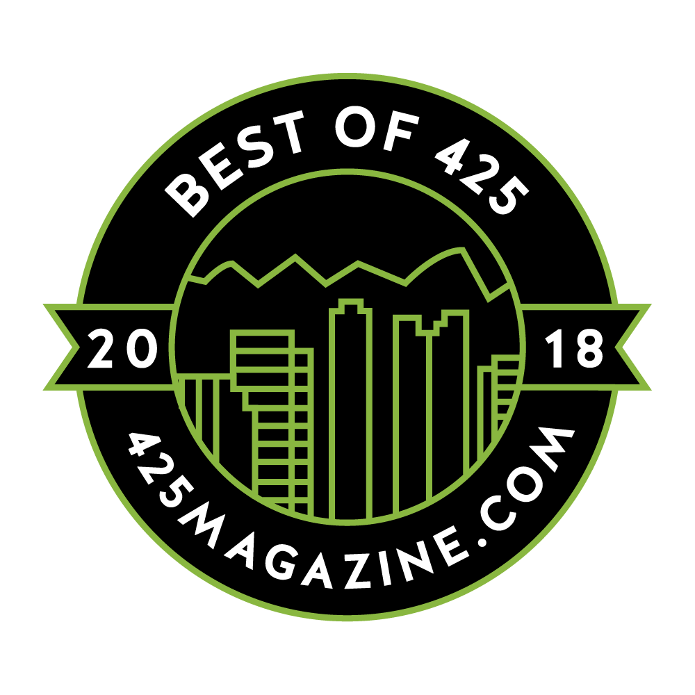 2018 425 Magazine Best of 425 - Cannabis Shop:  The Novel Tree