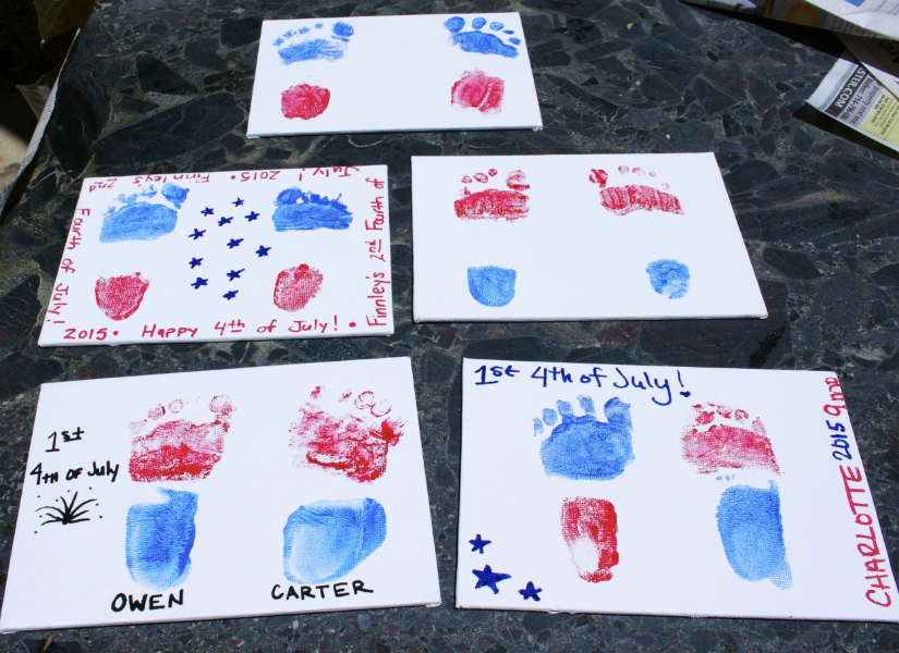4th Of July Craft For Toddlers Mom And Tot Oc