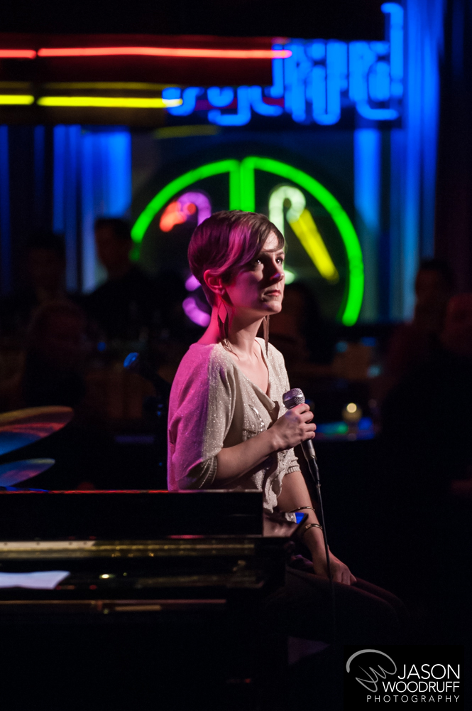 Sara Gazarek at Birdland, February 9, 2015