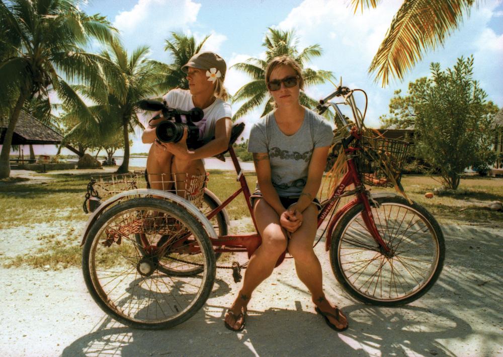 FilmmakersTiffany Campbell and Andria Lessler