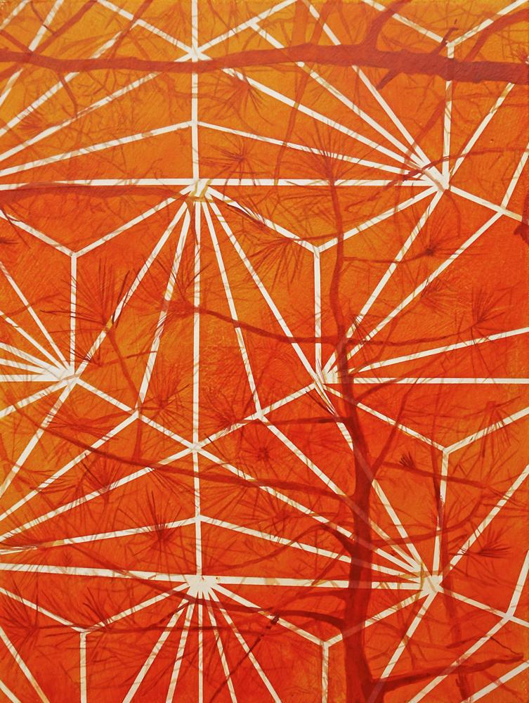 Pines (Orange)