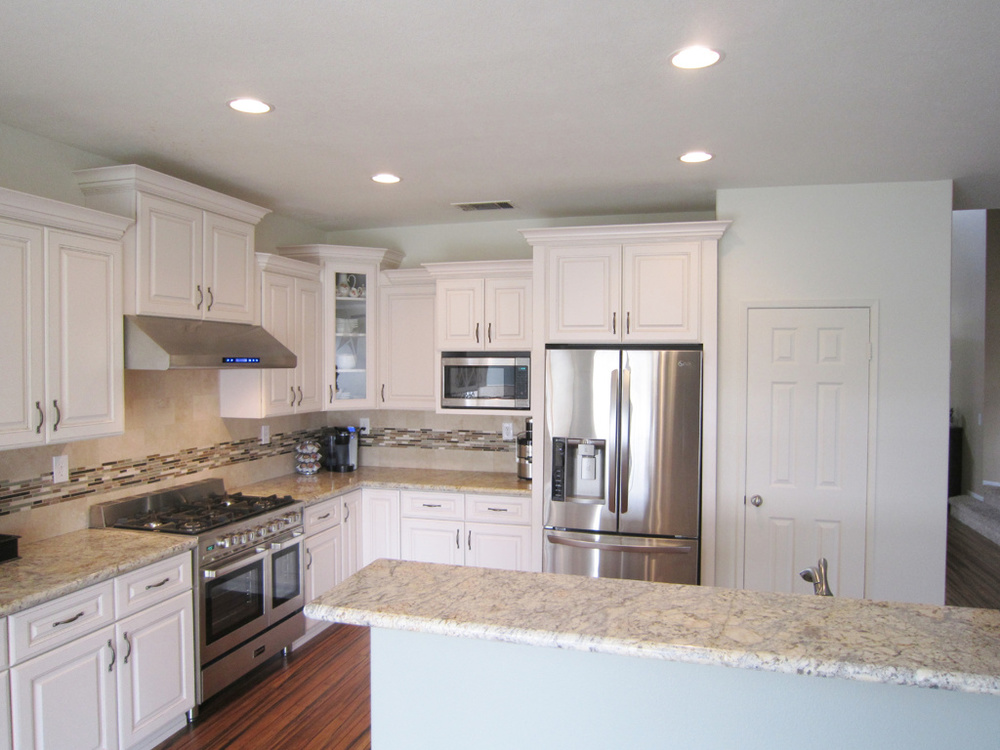Kitchen Remodel In Rancho Cucamonga