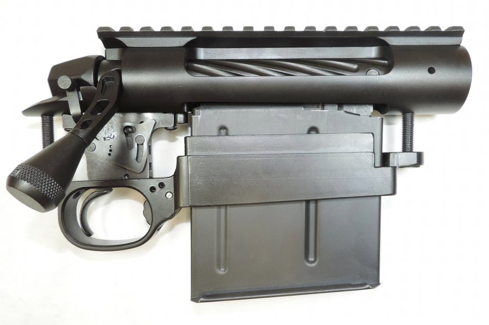 Detachable Box Mag- Uses AICS Mags With One Piece Pic Rail