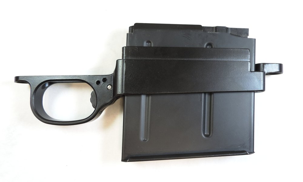 Bottom Metal With Detachable Box Magazine AICS