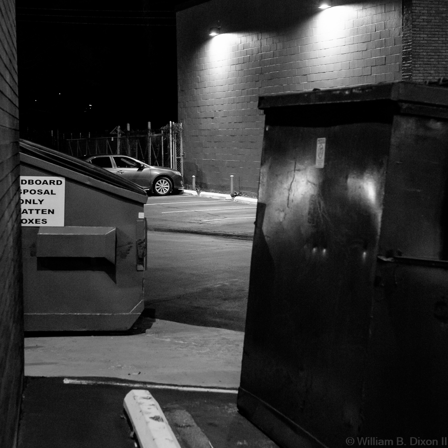 Another Dumpster Study