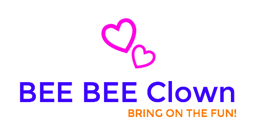 BEE BEE Clown | Costumed Character | Entertainer | Greater Grand Rapids, Newaygo, Big Rapids metro area 240-355-0988