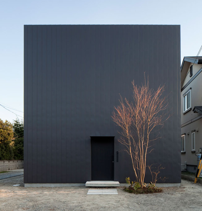 Ant House by mA-Style Architects       IMAGE: divisare.com
