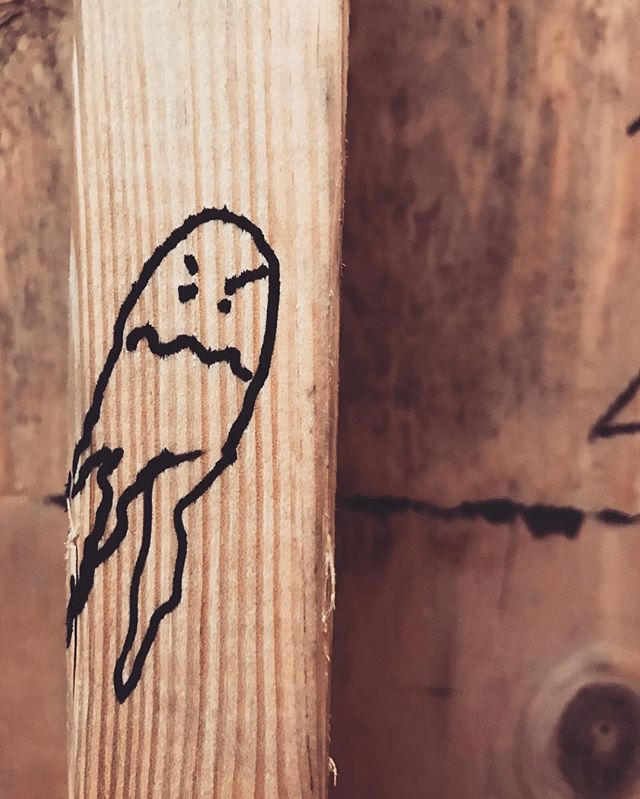 Construction site finds... #myperspective #design #architexture #construction #cartoons #boo #architecture