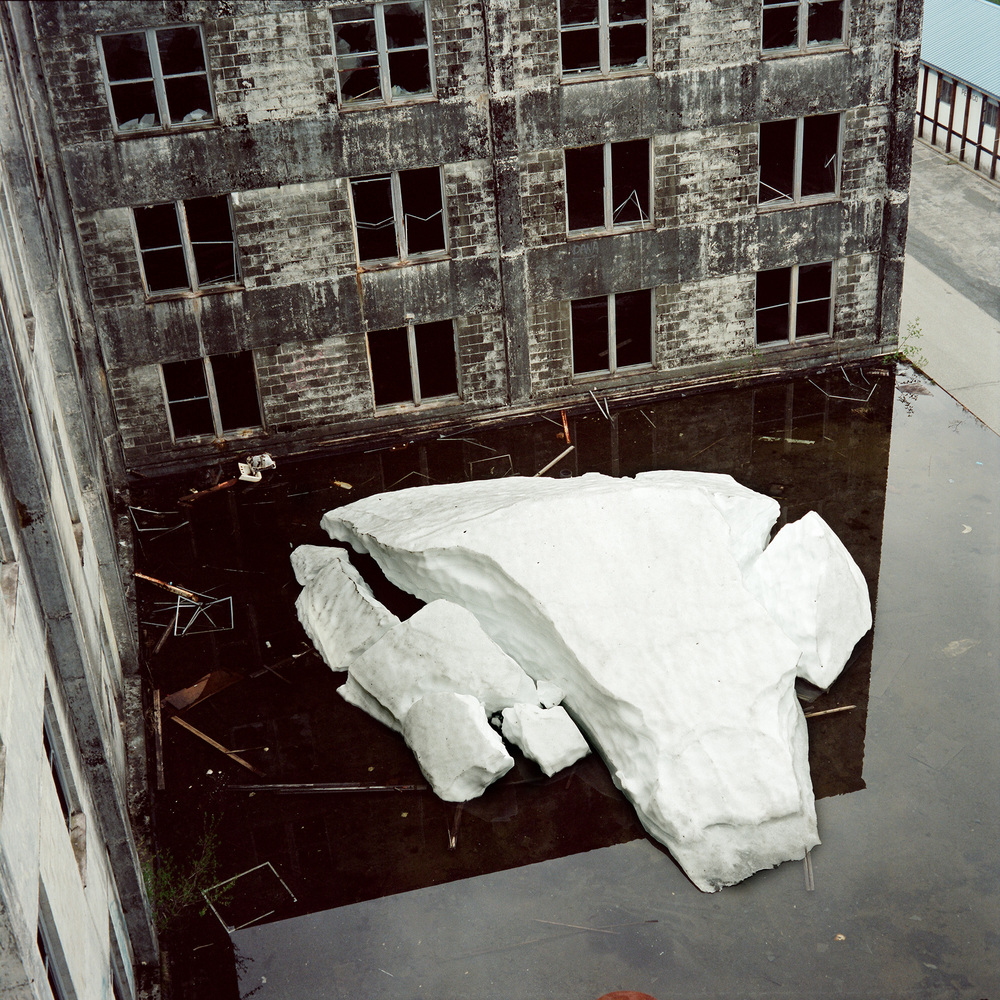 White Elephant (On the Roof of the Buckner) 2012.jpg