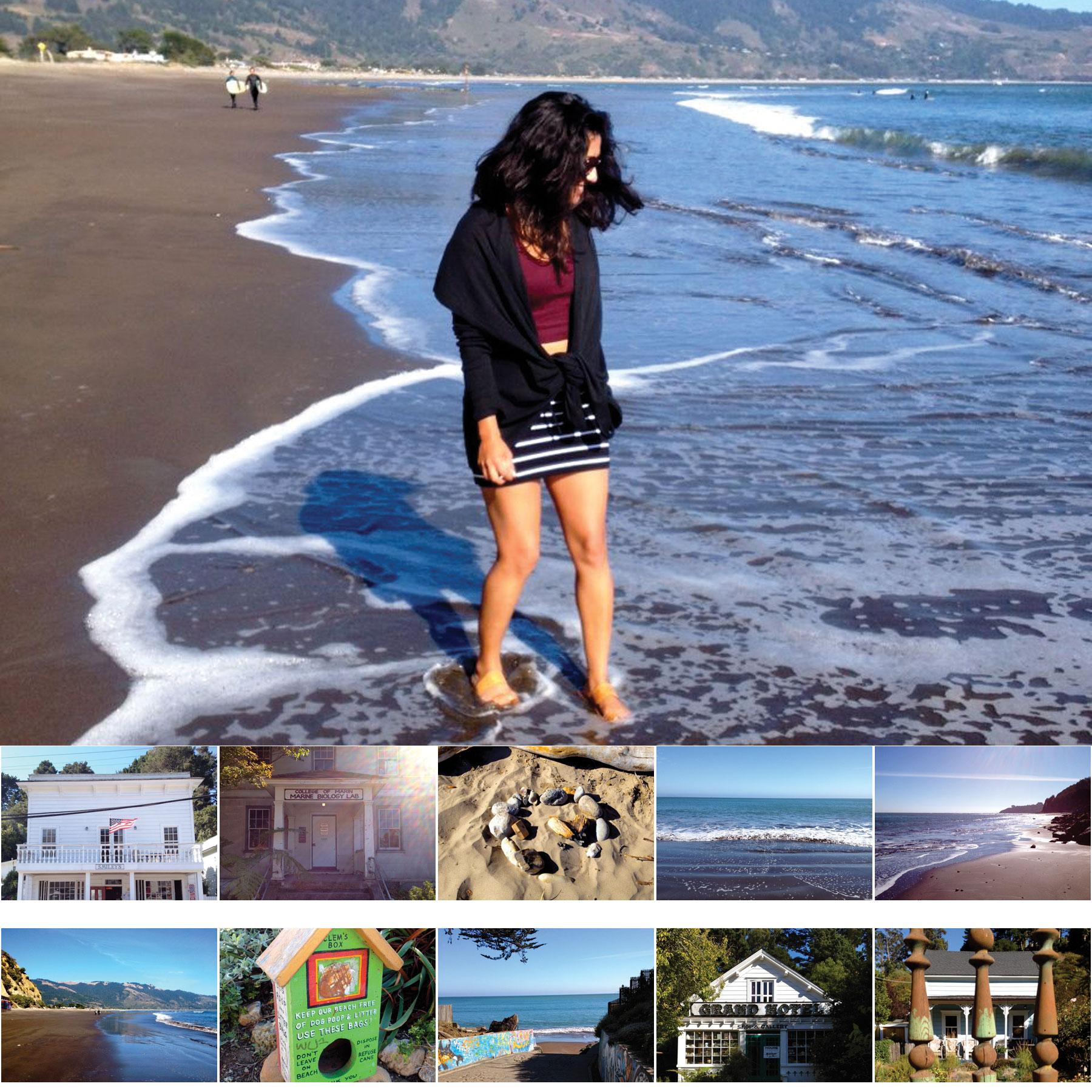 Wanderlust Wednesdays: Bolinas, California -- Etxe