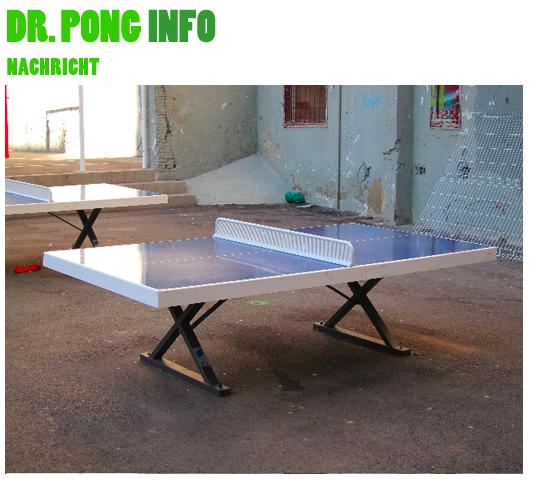 ping pong in Prenzlauer Berg