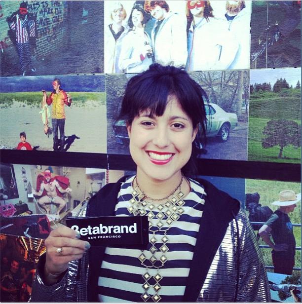 Stephanie Echeveste at Betabrand