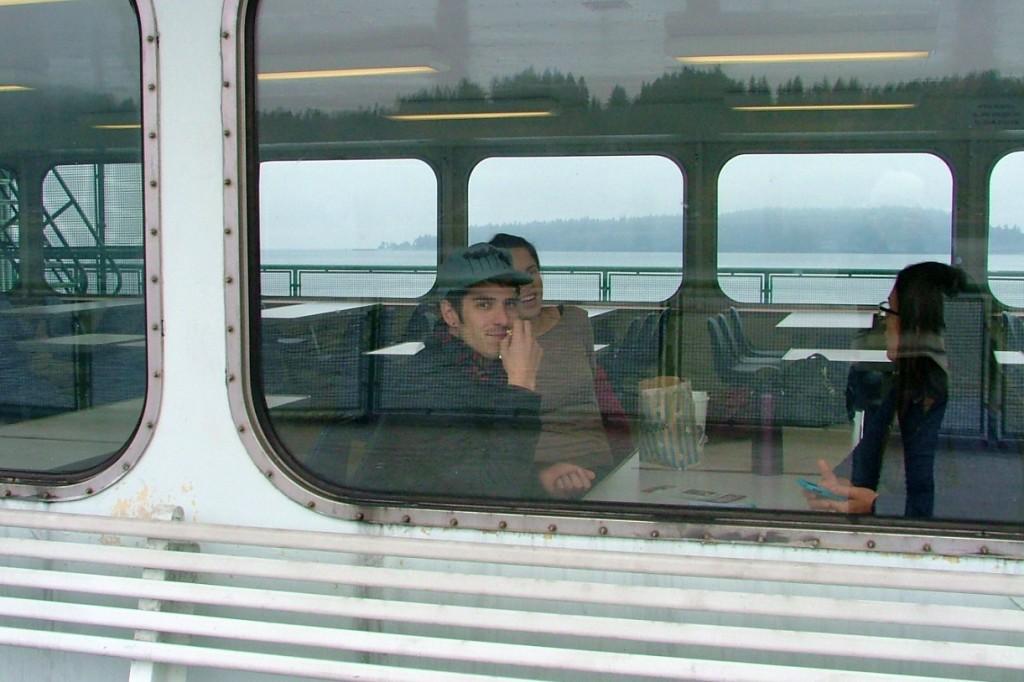 Ferry Tripping in Seattle Wool Cap