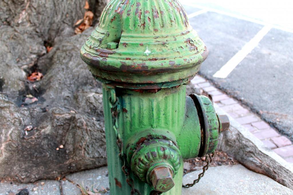 GreenFirehydrant
