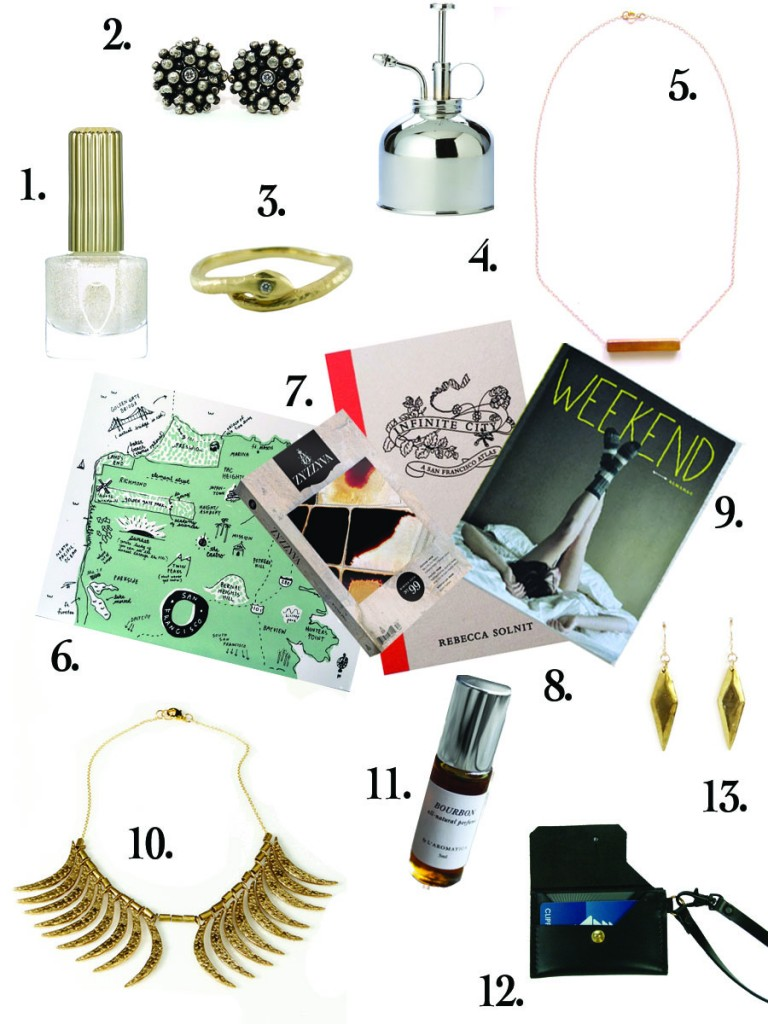 Local Gift Guide San Francisco