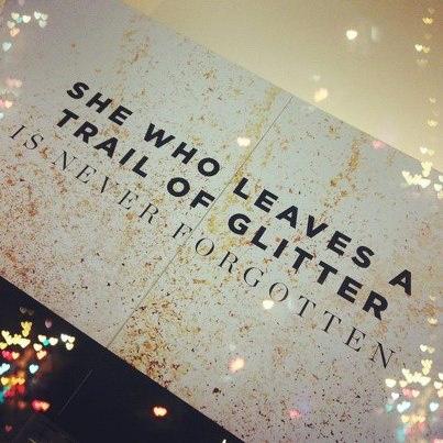glitter-quote