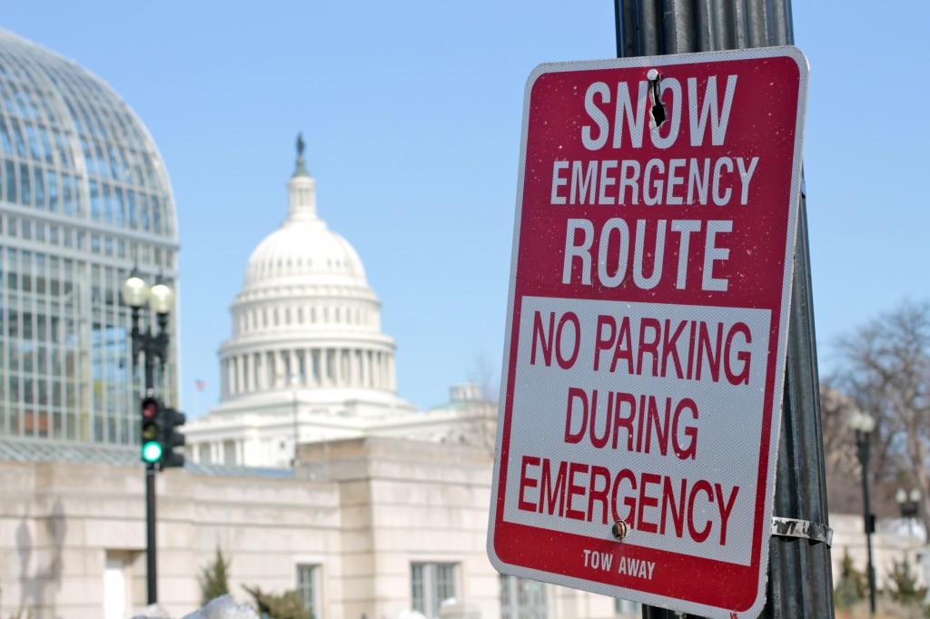 Snow Emergency - Washington DC - Etxe