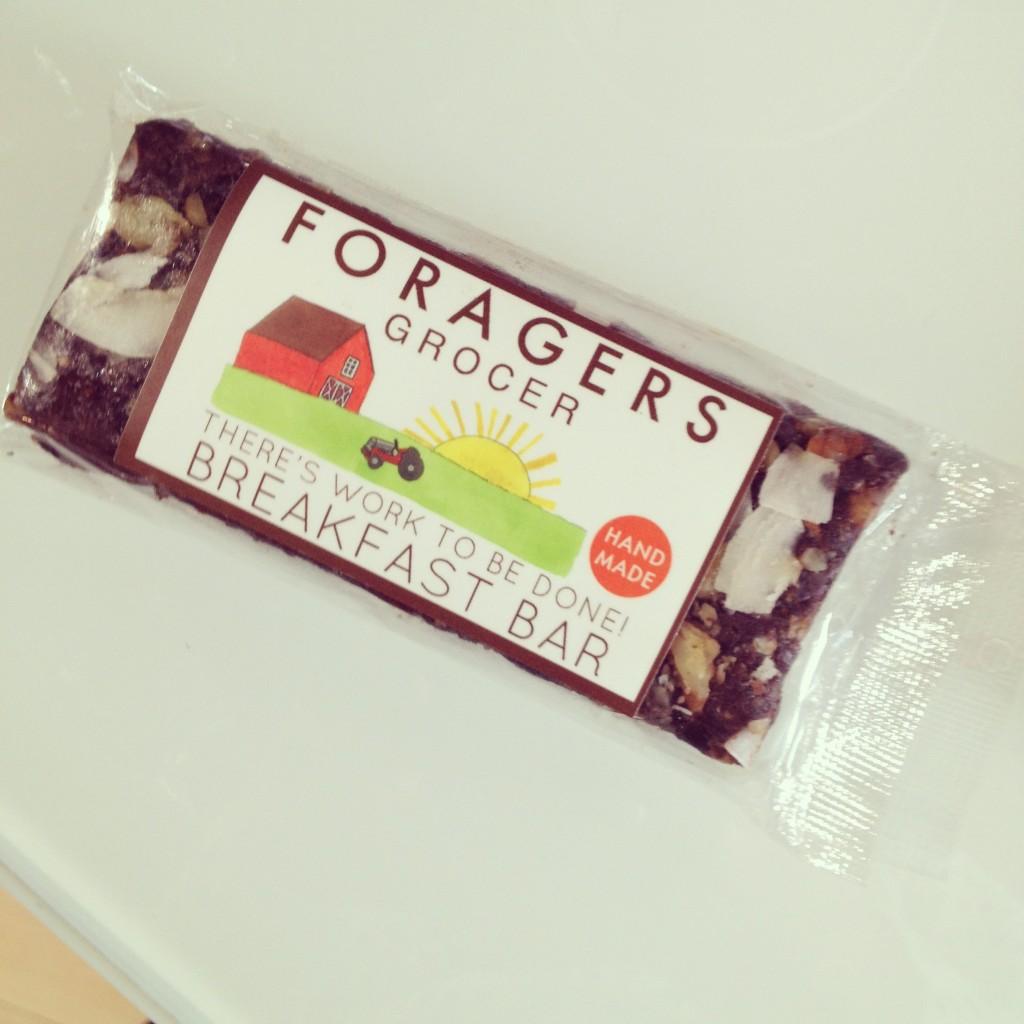 Foragers Breakfast Bar