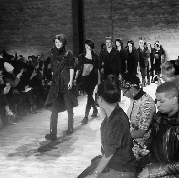 screen shot MB Fashion Week--Etxe