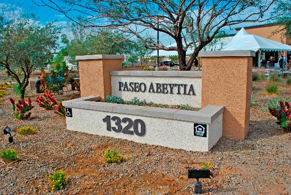 Paseo Abeytia in Phoenix Arizona