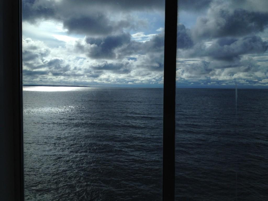 Crossing the Baltic Sea - Etxe