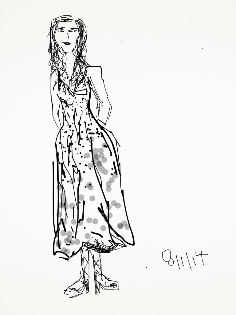sketches - Etxe - August 1st