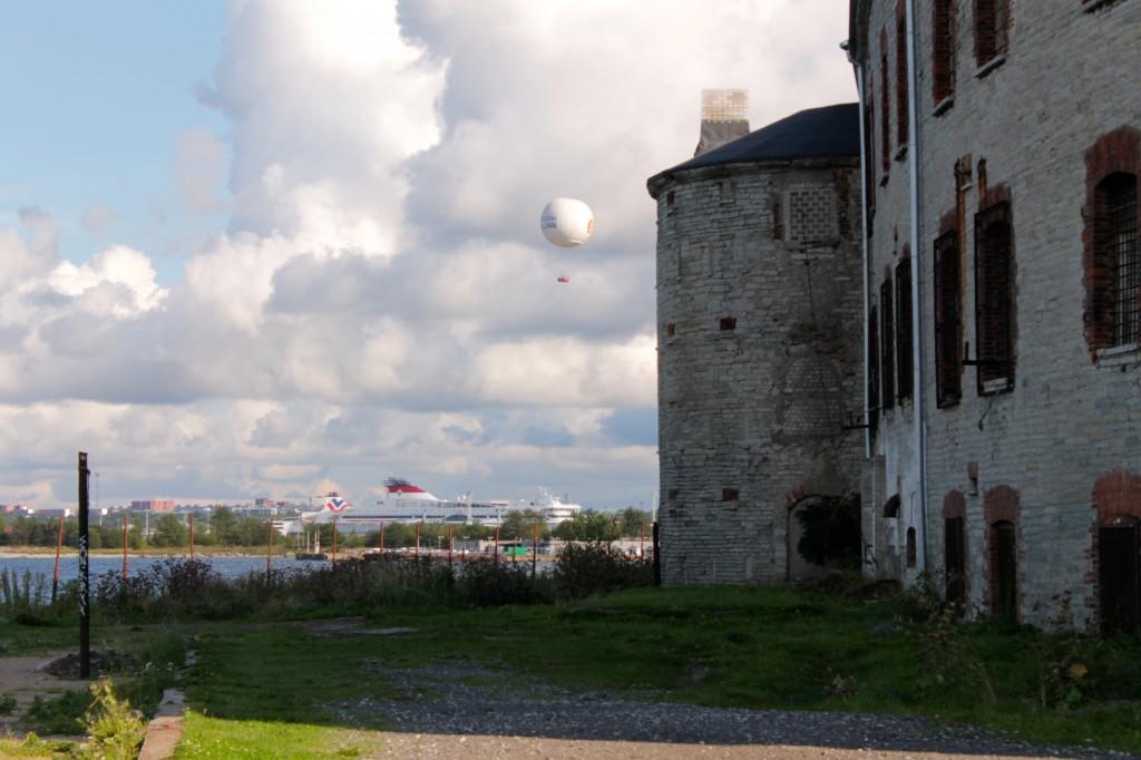 Patarei Tallinn view