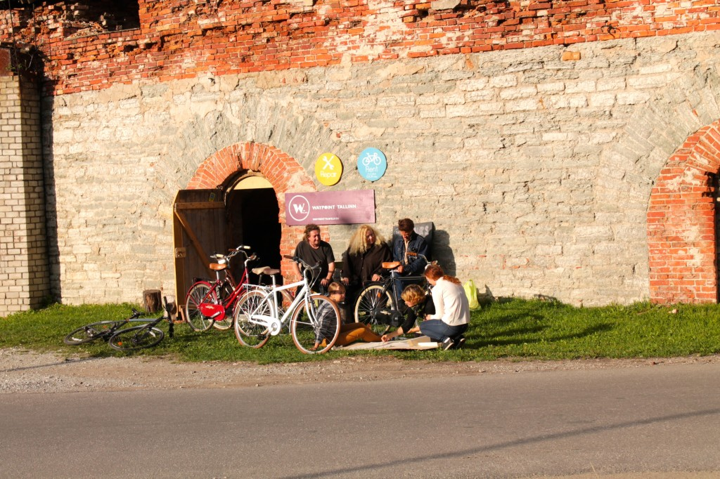 Patarei Kohvik Tallinn Kalamaja