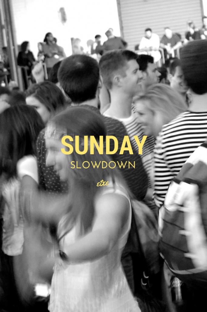 Sunday Slowdown All Things Go