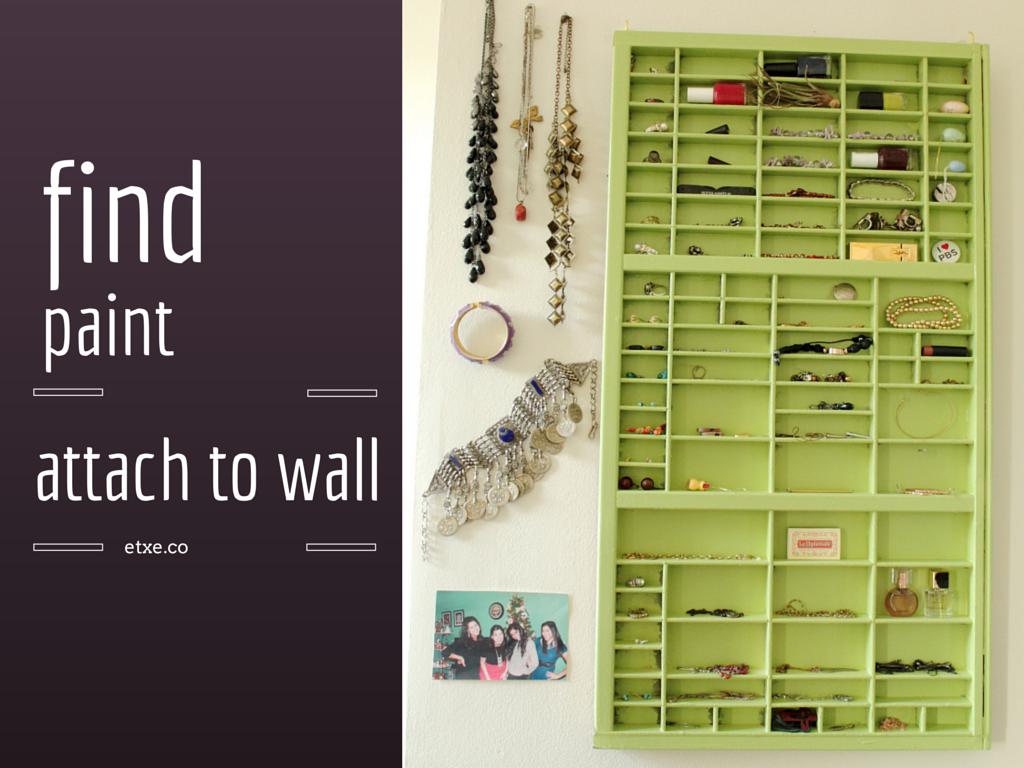 jewelry cabinet find etxe