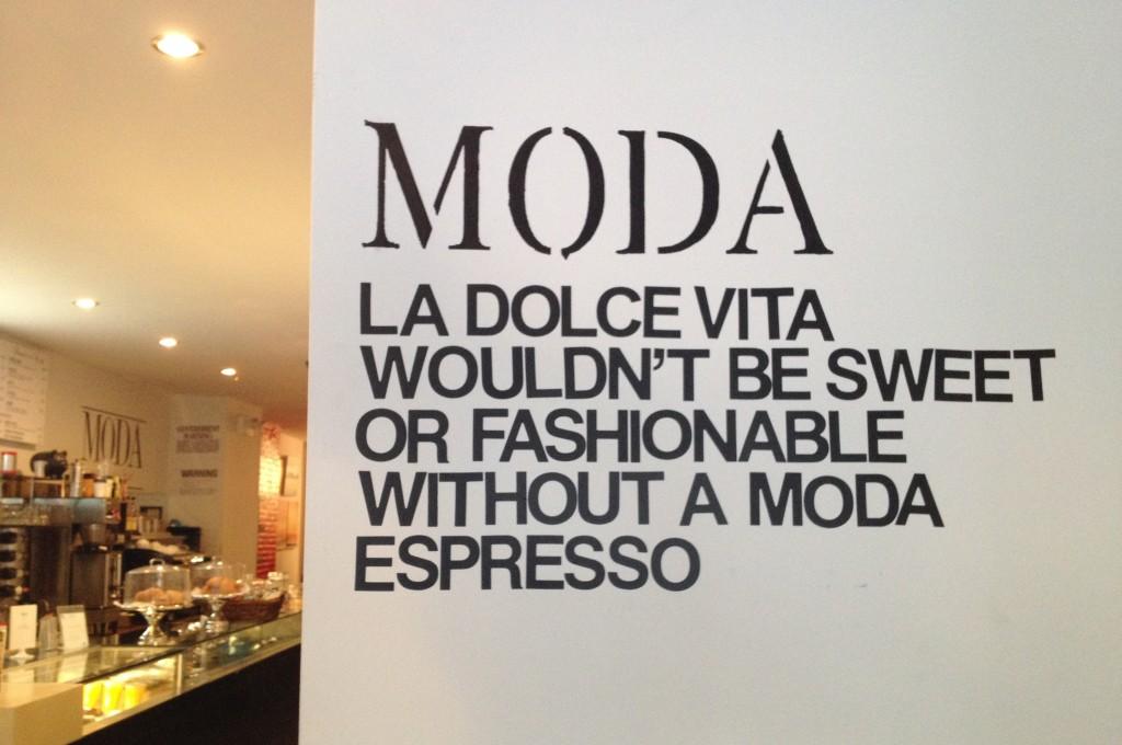 MODA cafe