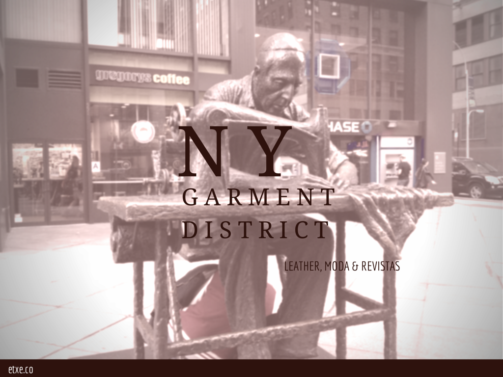 NY Garment District - etxe.co