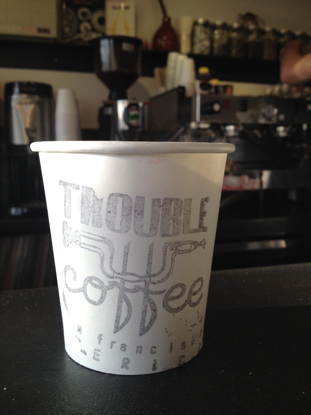 I love my Bay Area coffee