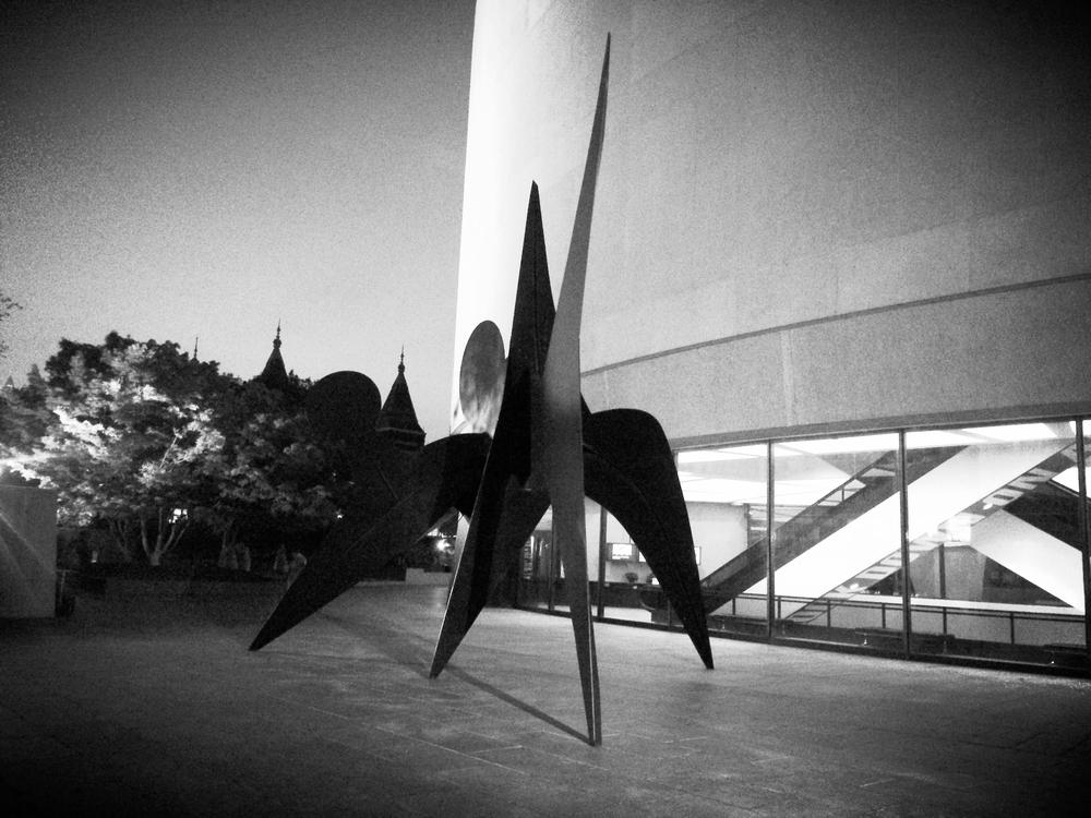 Hirshhorn Museum and Sculpture Garden, 8pm, Washington, DC