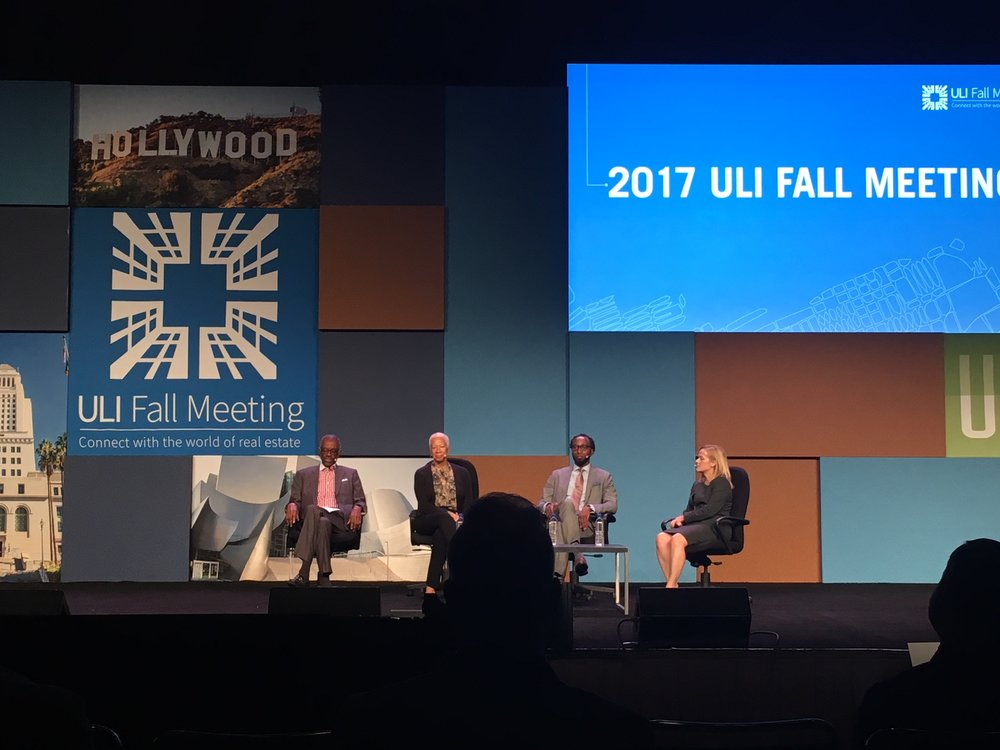 ULI Fall Meeting October 2017