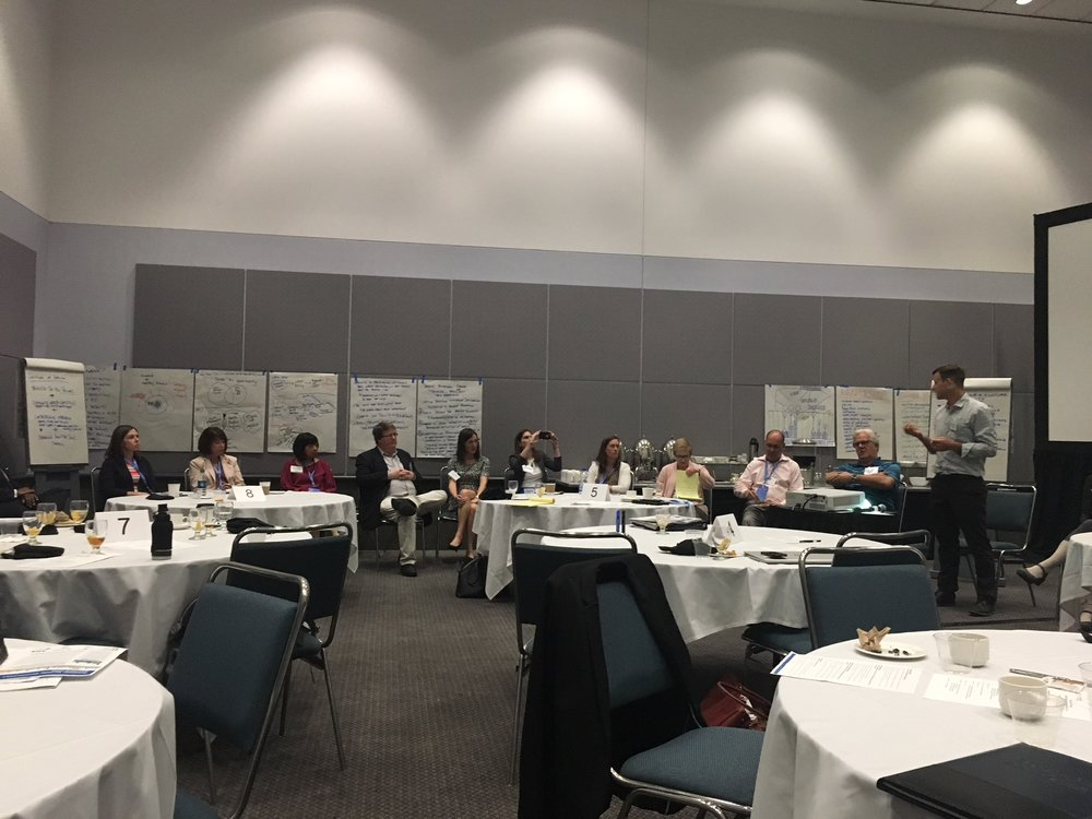 ULI Fall Meeting October 2017 - Health Leaders Institute - Group