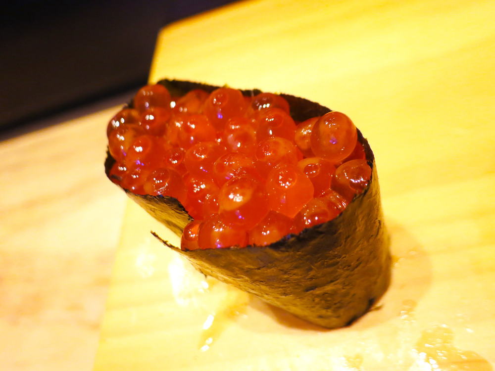 Marinated Ikura