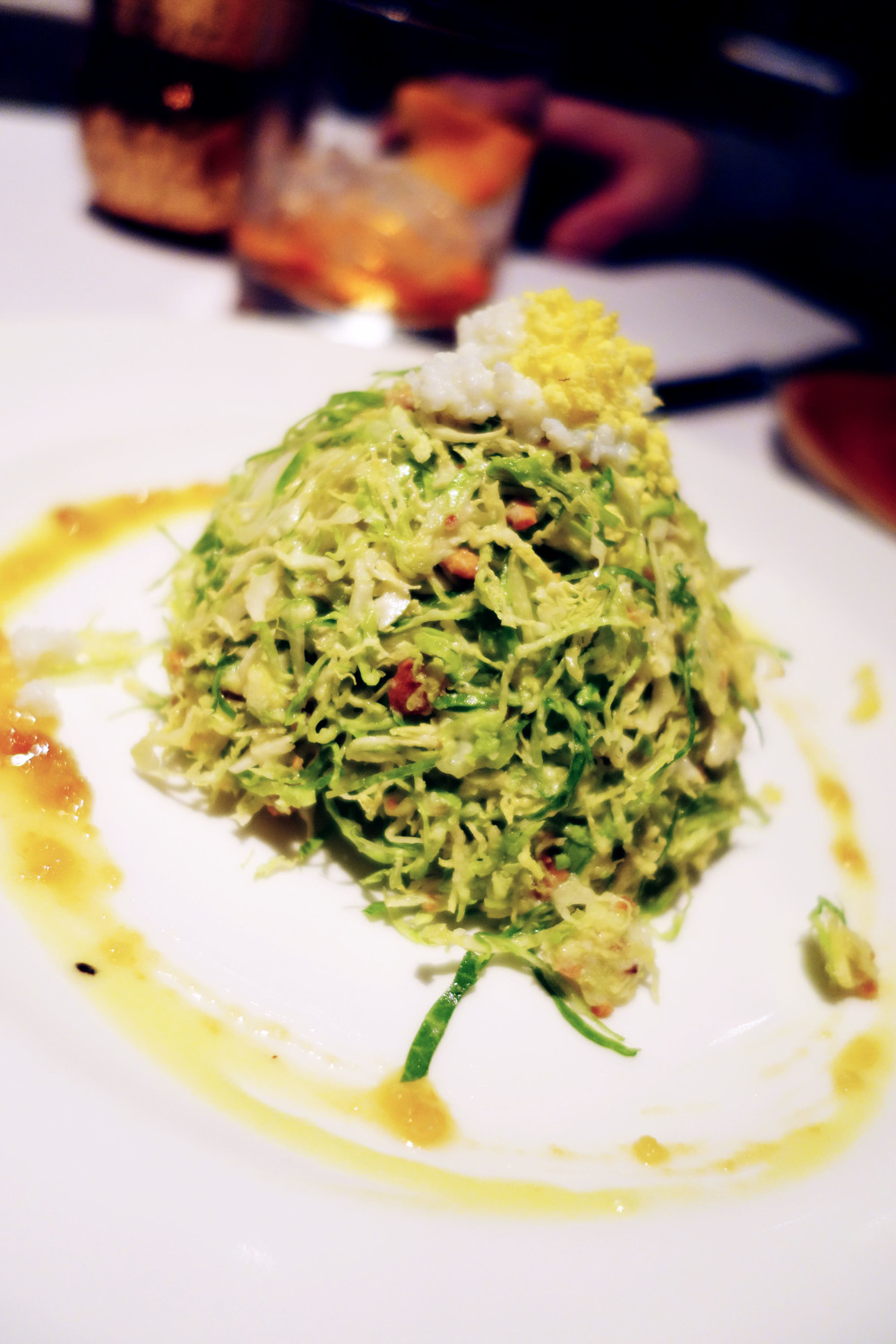 Bottega brussel sprout