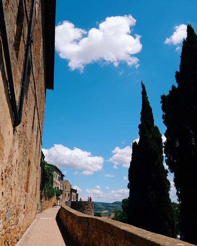 Montepulciano sky 🌏