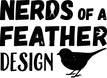 Nerds of a Feather Design