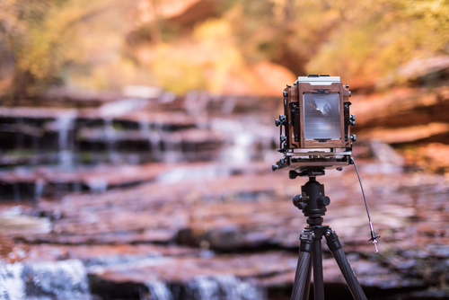 Behind The Scenes At Archangel Falls NbspPhoto Credit NbspTommy