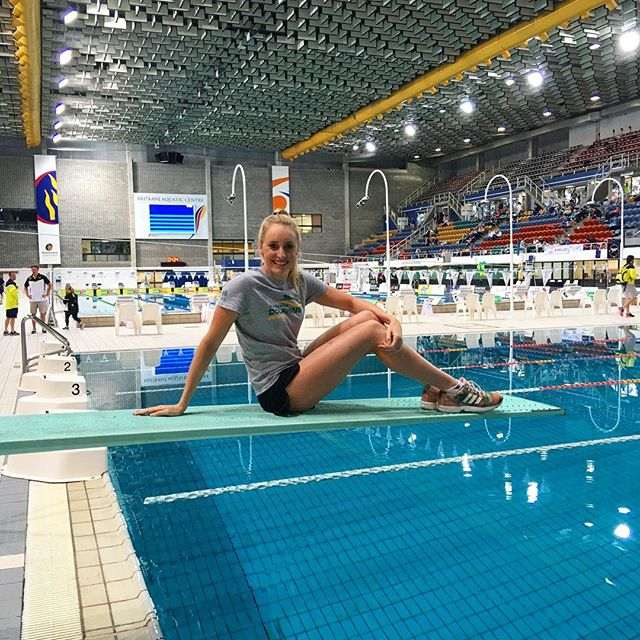 Last race before Rio 🤘🏼 #grandprix @dolphinsaus @ausolympicteam