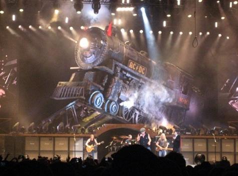 AC/DC live at the LG Arena, Birmingham