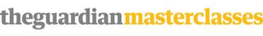 Guardian Masterclasses Logo