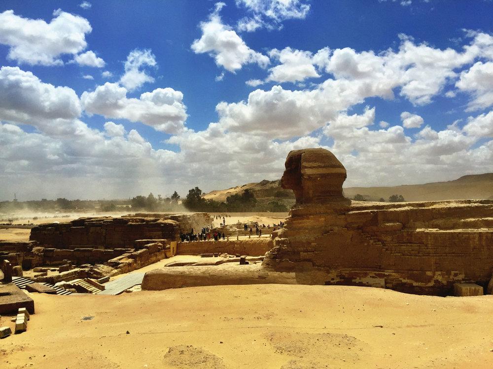 The Sphynx Egypt