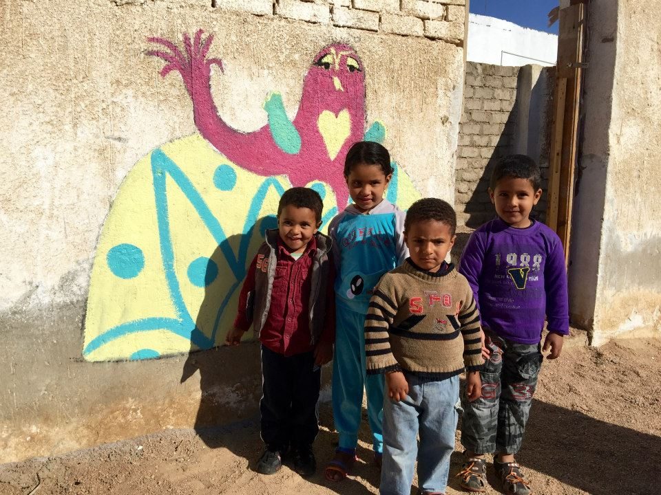 Birds of Paradise Kindergarten Dahab