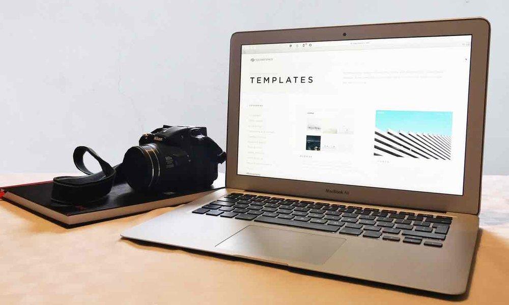 Squarespace Website Training For Photographers