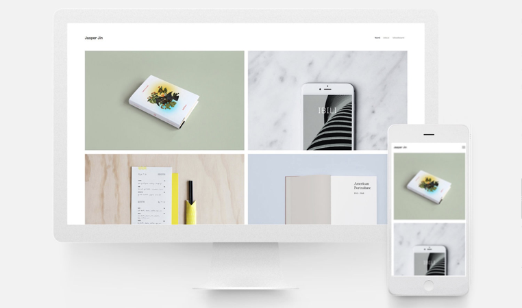 Squarespace responsive websites