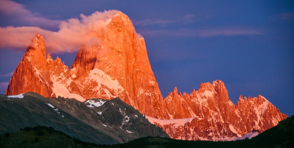 Mt Fitzroy Argentina