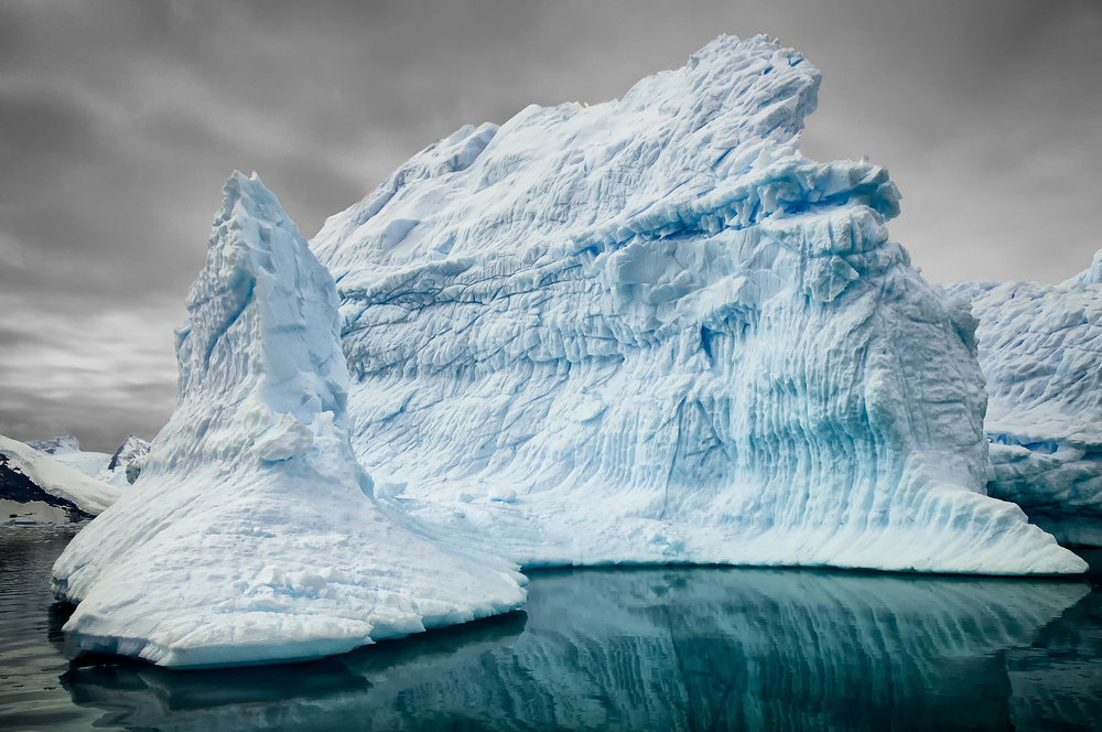 beautiful iceberg, Lemaire Channel Antarctica